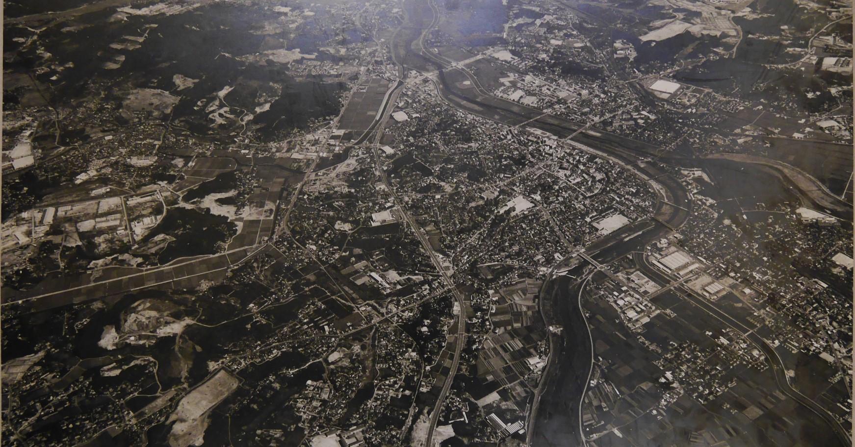 飯塚航空写真
