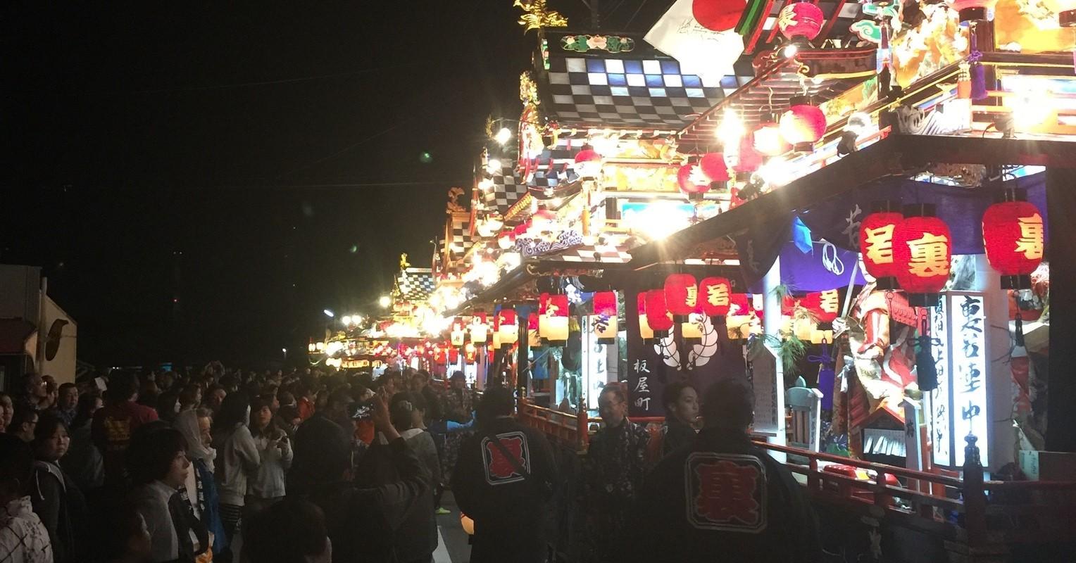 野坂神社 春季大祭