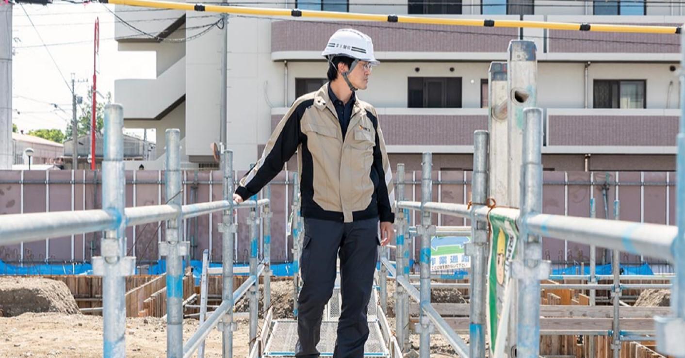 建築工事部 施工管理