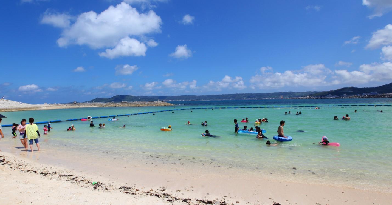 西原町 きらきらビーチ