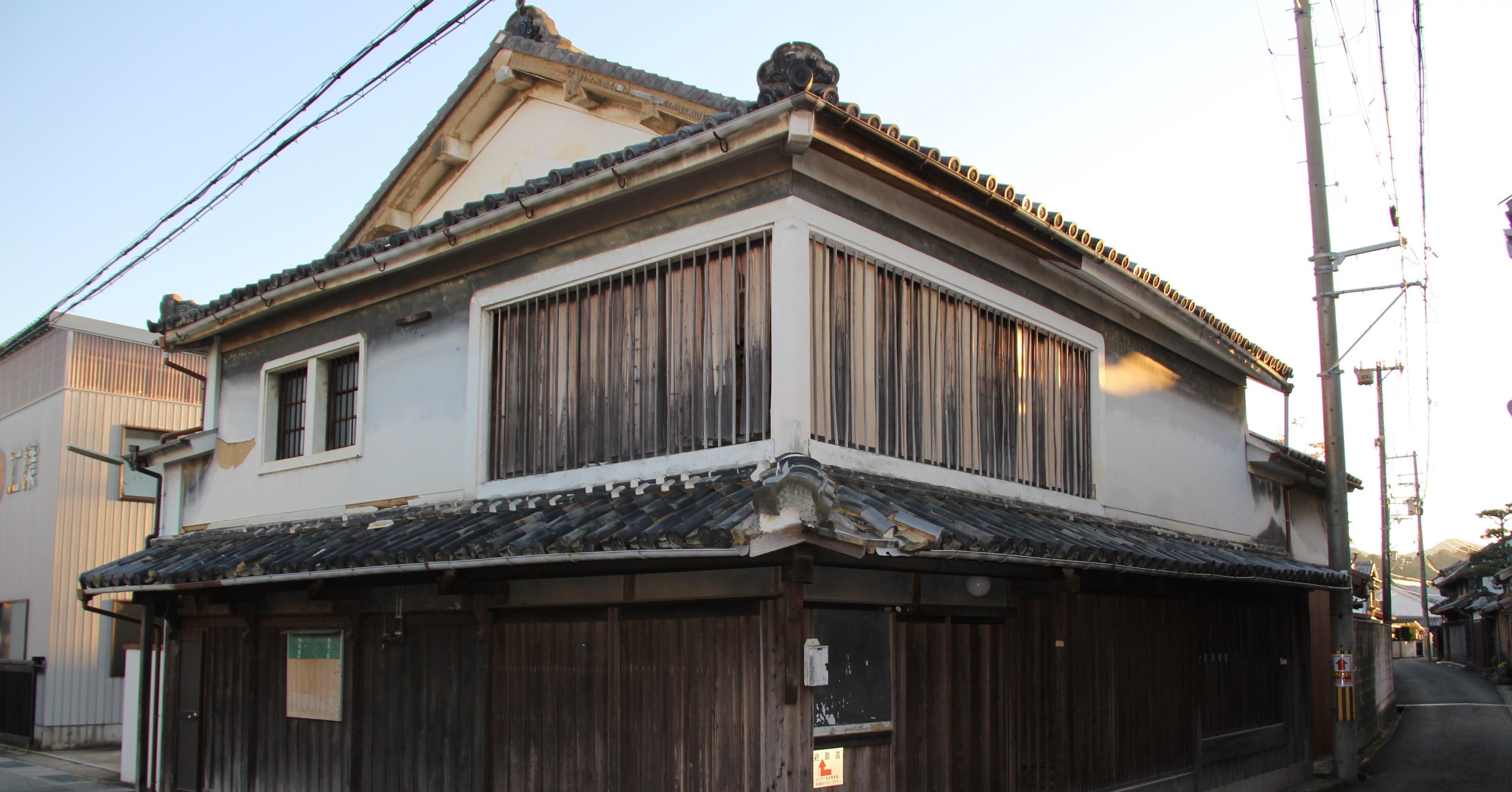観光施設に生まれ変わろうとしている日本遺産構成文化財