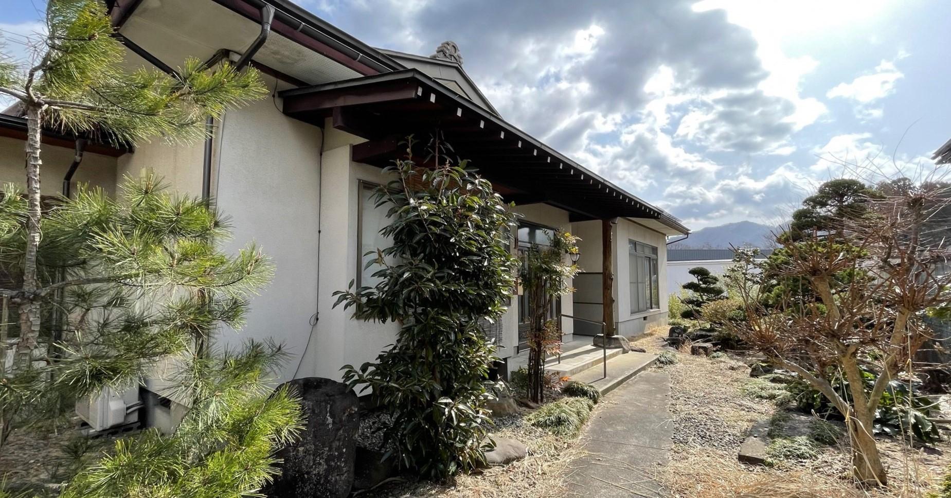武家屋敷通りに暮らし、蔵王を望む移住体験