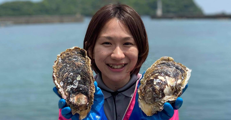 松江岩ガキの再ブランディング事業