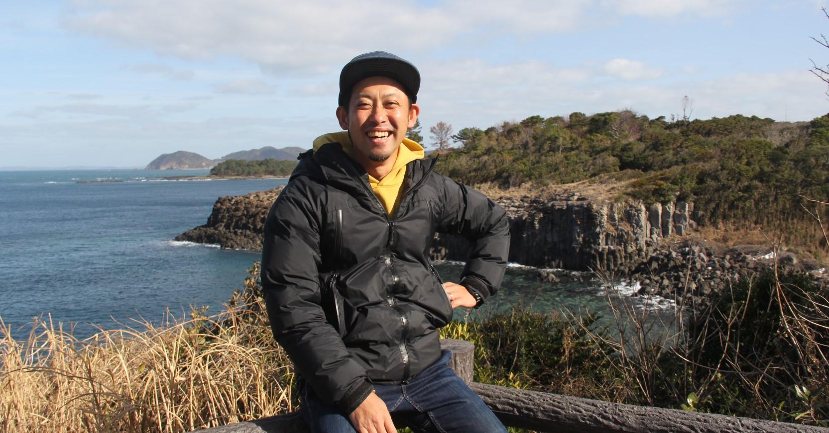 静岡から家族で唐津へ移住された加納さん