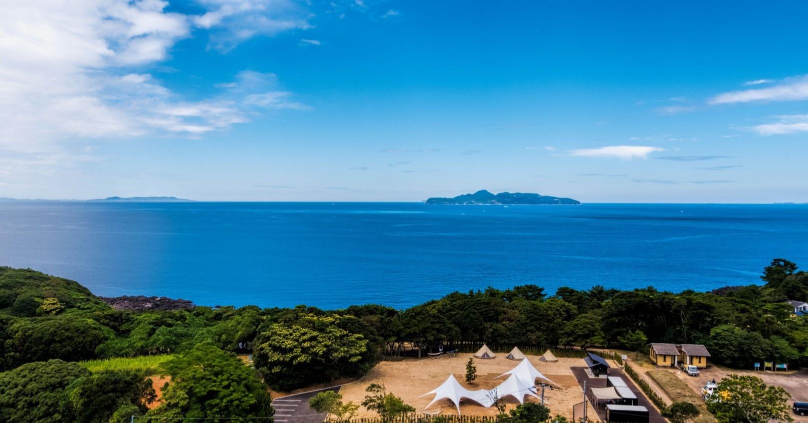 現在は波戸岬キャンプ場のプロデュース及び運営全般を担っている。