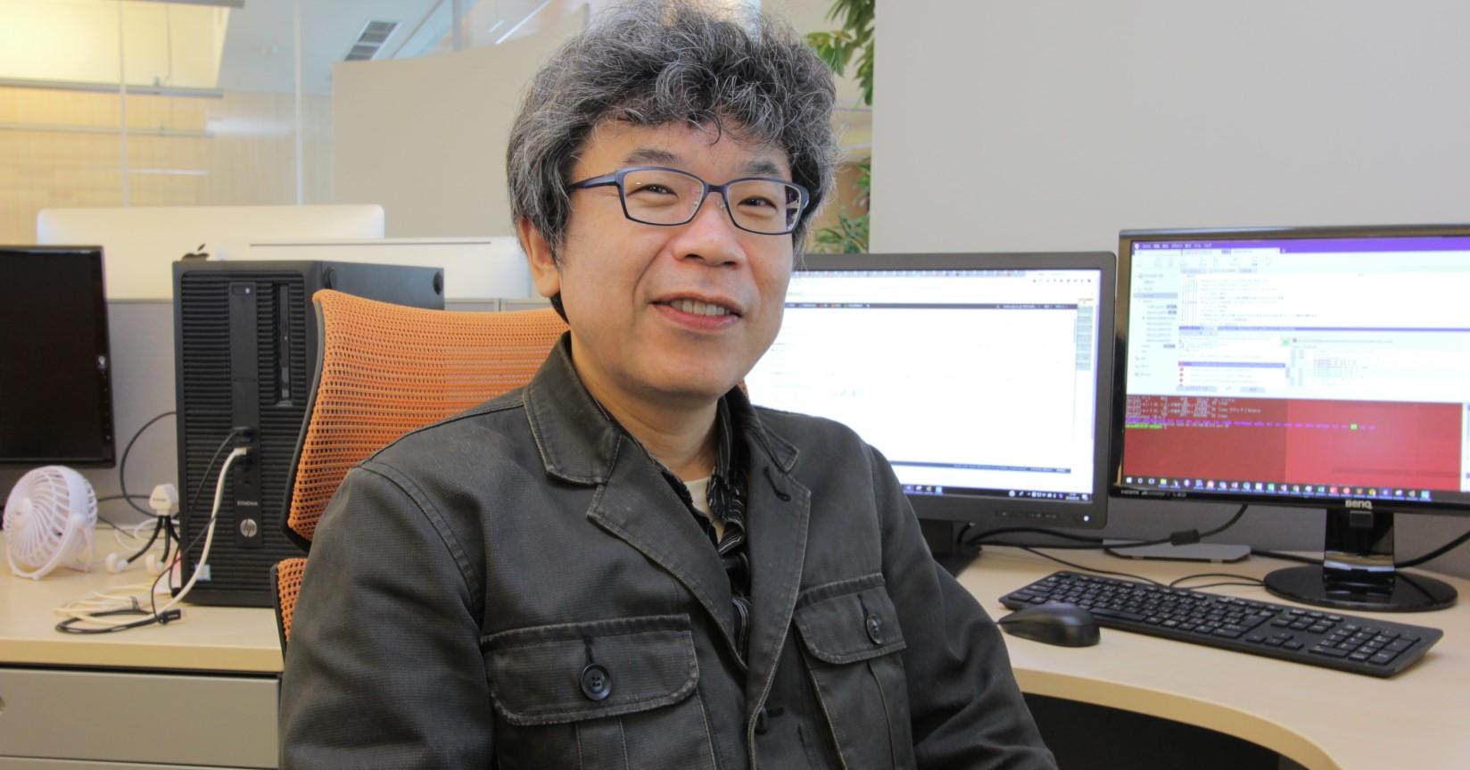 プログラマー T.Yさん
