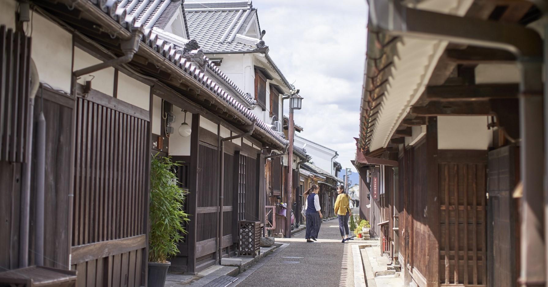 重要伝統的建造物群保存地区今井町