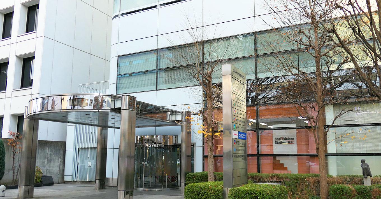 仙台支店が入居するビル