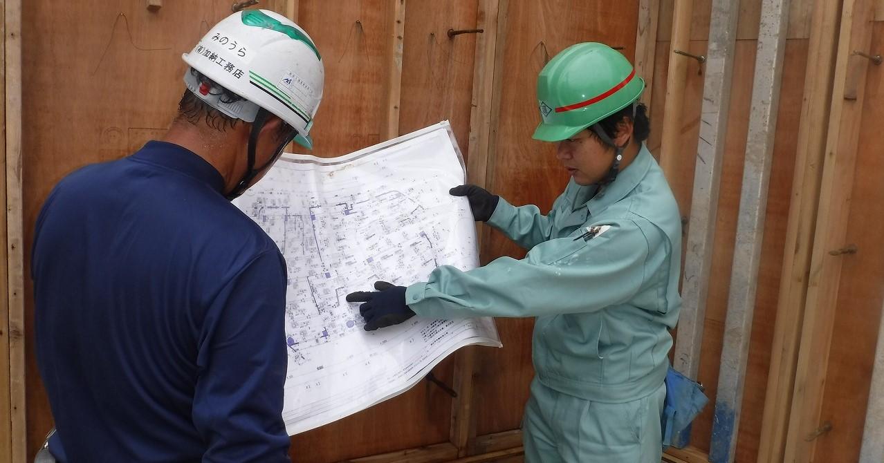 「できないことはない」スキルアップを大事にしプロが育つ会社で工場建築の施工管理